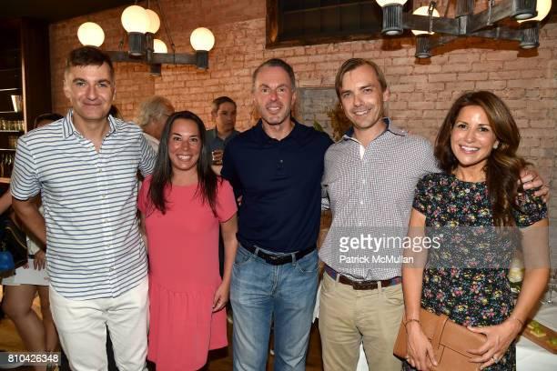 Euan Rellie Samantha Yanks Devin Wenig Ian Woods and Gigi Stone attend eBay Hosts July 4th Benefit for Sag Harbor Cinema Restoration Project at Lulu...