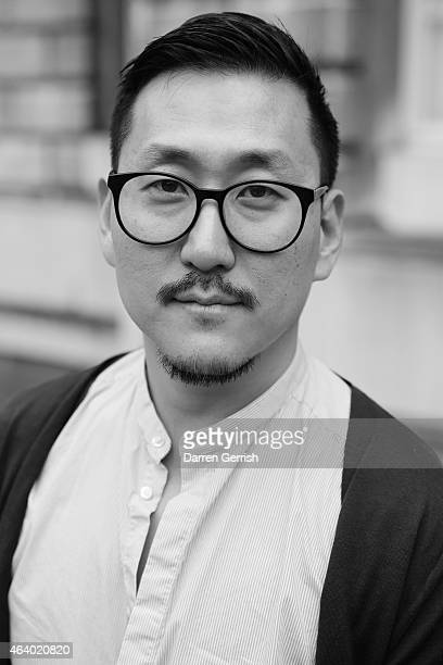 Eudon Choi during London Fashion Week Fall/Winter 2015/16 at on February 20 2015 in London England