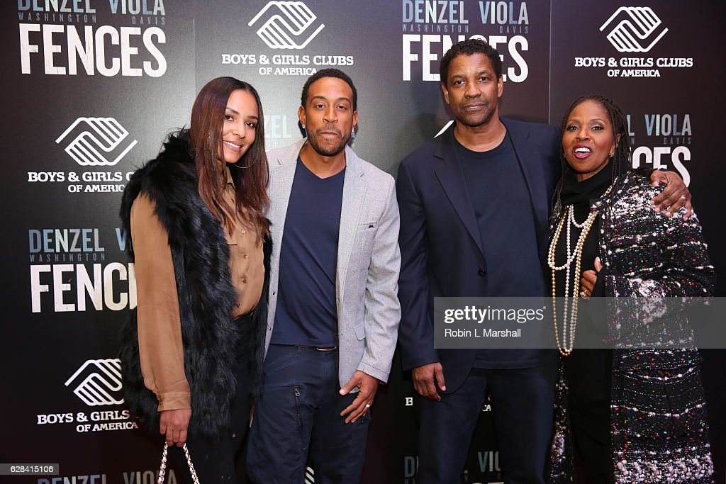 'Fences' Atlanta Screening : News Photo