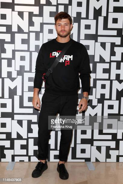 Eugen Bauder attends the Longchamp store event on May 21 2019 in Munich Germany