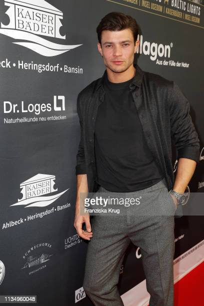 Eugen Bauder during the Baltic Lights gala night event on March 9 2019 in Heringsdorf Germany The annual charity event hosted by German actor Till...