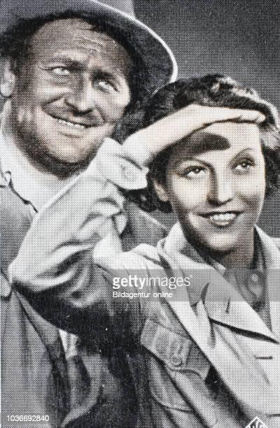 Eugen Gottlob Klšpfer was a German actor Ekaterina Nagy von Cziser better known by her stage name KŠthe von Nagy was a Hungarian actress model dancer...