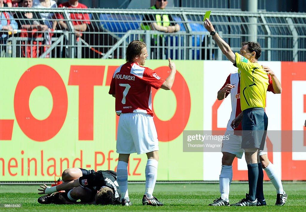 FSV Mainz 05 v Eintracht Frankfurt - Bundesliga