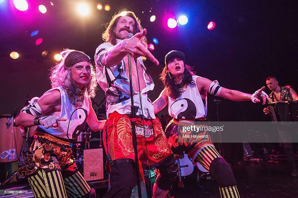 Gogol Bordello Performs At The Showbox