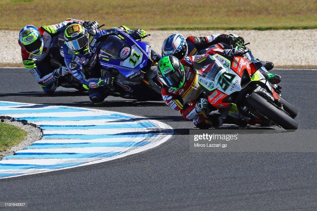 AUS: 2019 World Superbikes Phillip Island