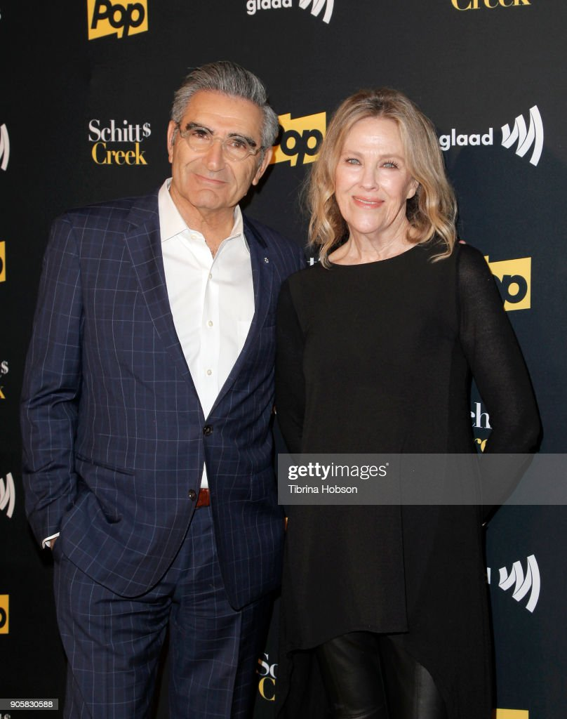 "Premiere Of Pop TV's ""Schitt's Creek"" Season 4 - Arrivals"
