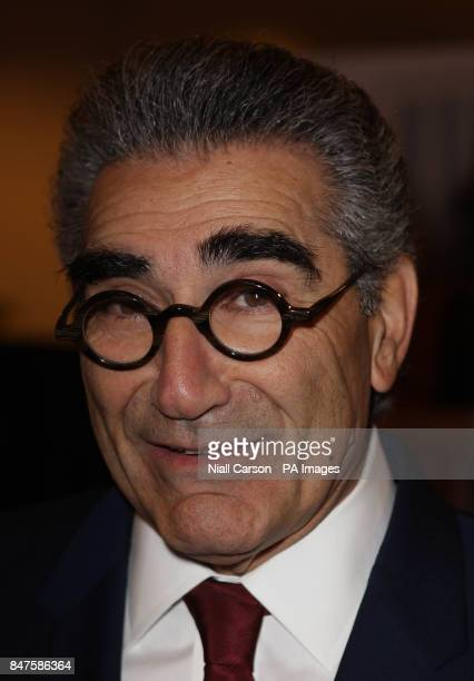 Eugene Levy at the Irish premiere of American Pie The Reunion at the Savoy Cinema in Dublin