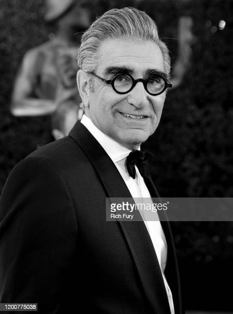Eugene Levy attends the 26th Annual Screen Actors Guild Awards at The Shrine Auditorium on January 19 2020 in Los Angeles California