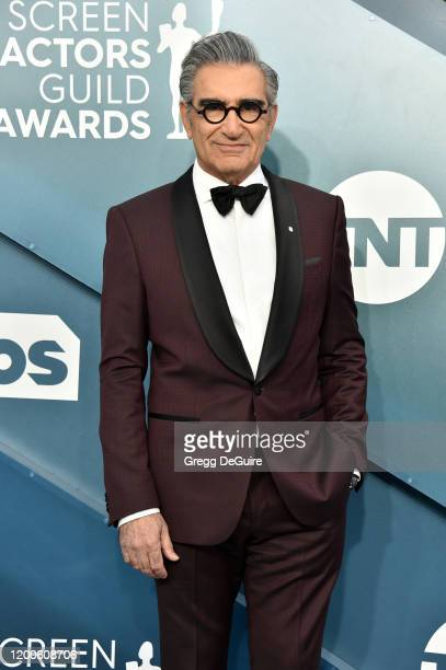 Eugene Levy attends the 26th Annual Screen ActorsGuild Awards at The Shrine Auditorium on January 19, 2020 in Los Angeles, California. 721430