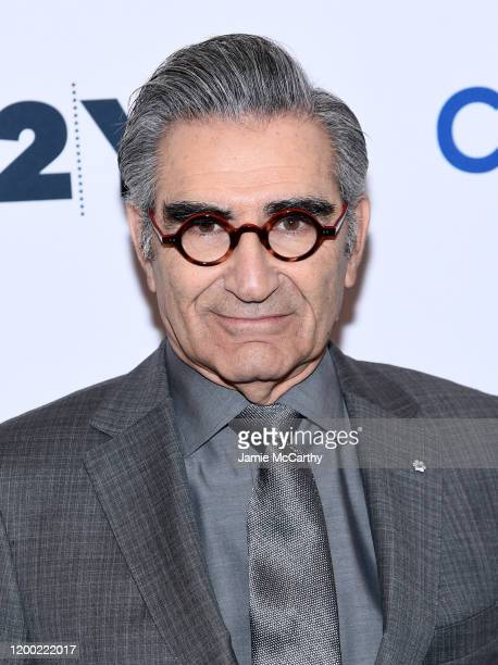"""Eugene Levy attends the """"Schitt's Creek"""" Screening & Conversation at 92nd Street Y on January 17, 2020 in New York City."""
