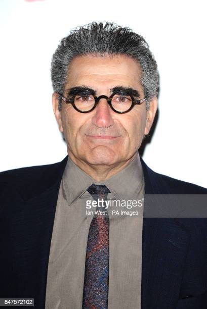 Eugene Levy during a photocall to promote his new film American PieReunion