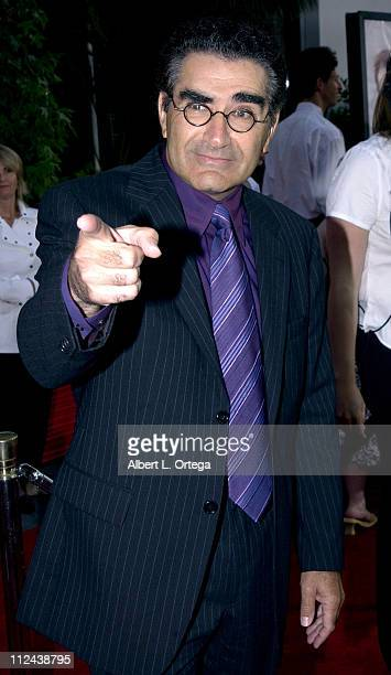 Eugene Levy during 'American Wedding' Premiere in Universal City California United States