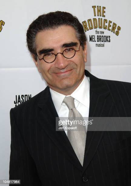 Eugene Levy during Opening Night of 'The Producers' at Pantages Theatre in Hollywood California United States