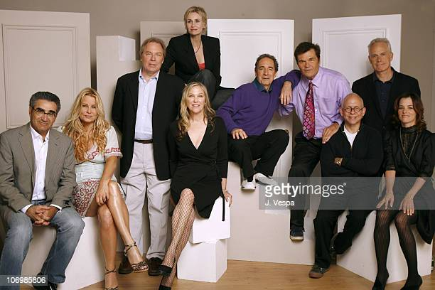 Eugene Levy Jennifer Coolidge Michael McKean Jane Lynch Catherine O'Hara Harry Shearer Fred Willard Bob Balaban Christopher Guest and Parker Posey