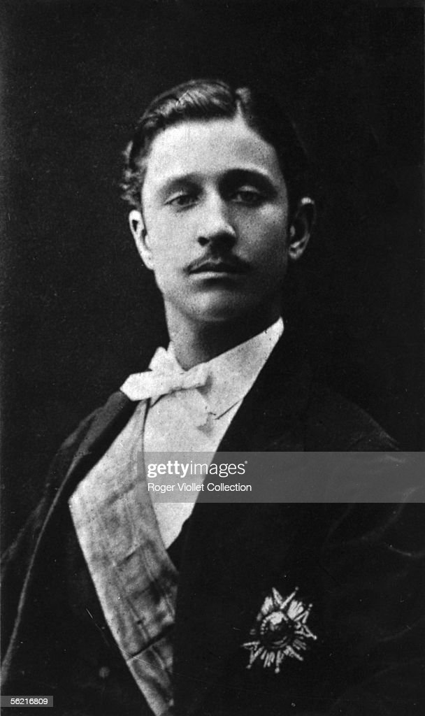 Eugene Louis Napoleon Bonaparte , imperial prince, son of