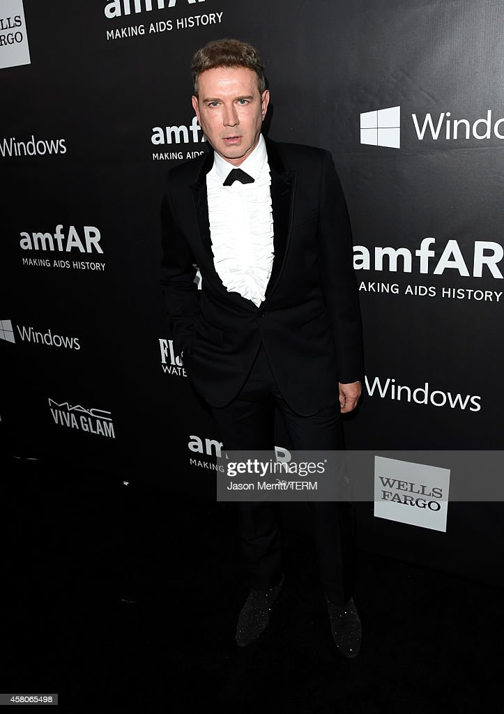 amfAR Inspiration Los Angeles 2014 - Red Carpet