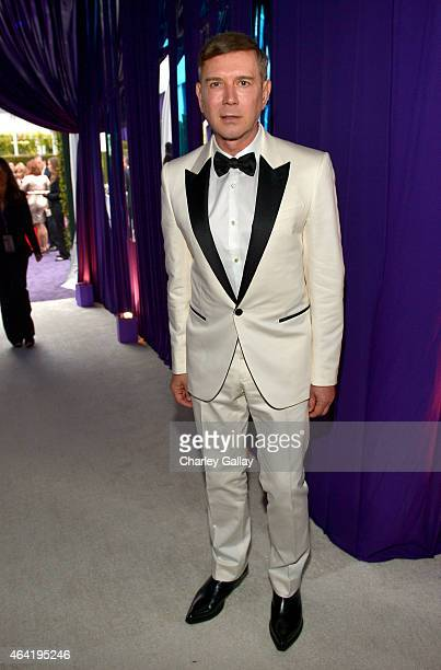 Eugene Sadovoy attends Neuro at the 23rd Annual Elton John AIDS Foundation Academy Awards Viewing Party on February 22 2015 in Los Angeles California