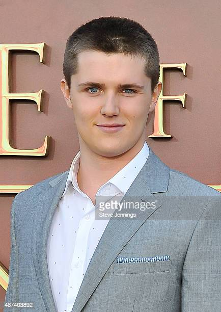 "Eugene Simon attends HBO's ""Game Of Thrones"" Season 5 San Francisco Premiere at San Francisco Opera House on March 23, 2015 in San Francisco,..."