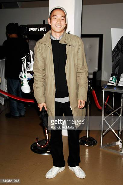 Eugene Tong attends REEBOK Spring/Summer 2009 Preview Party at XCHANGE on October 28 2008 in New York City