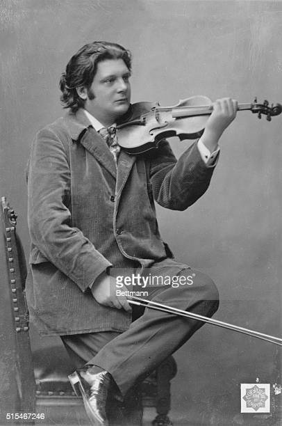 Eugene Ysaye Belgian violinist conductor and composer