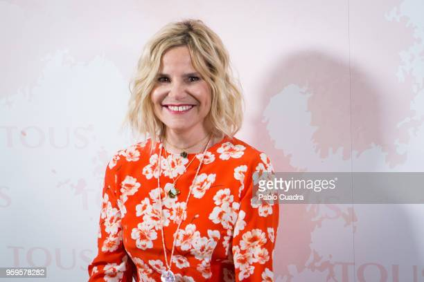 Eugenia Martinez de Irujo presents 'Mi Talisman' collection by Tous on May 17 2018 in Madrid Spain