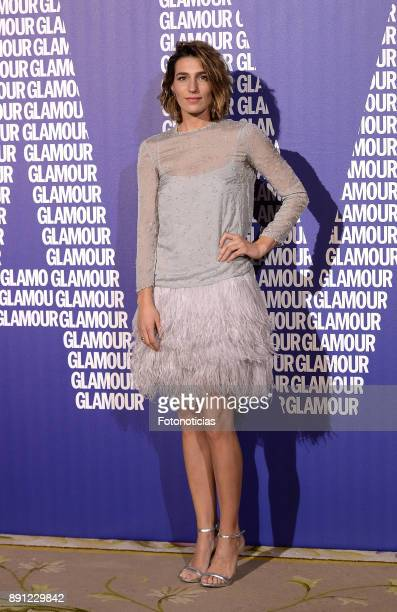 Eugenia Osborne attends the Glamour Magazine Awards and 15th anniversary dinner at The Ritz Hotel on December 12 2017 in Madrid Spain