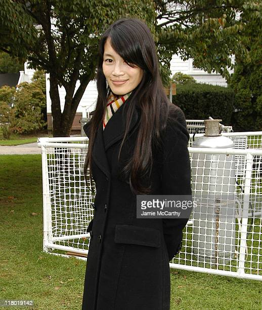 Eugenia Yuan during 12th Annual Hamptons International Film Festival - Rising Stars Symposium at The International Forum in Easthampton, New York,...