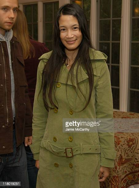 Eugenia Yuan during 12th Annual Hamptons International Film Festival Rising Star Brunch at Nick Toni's in Easthampton New York United States