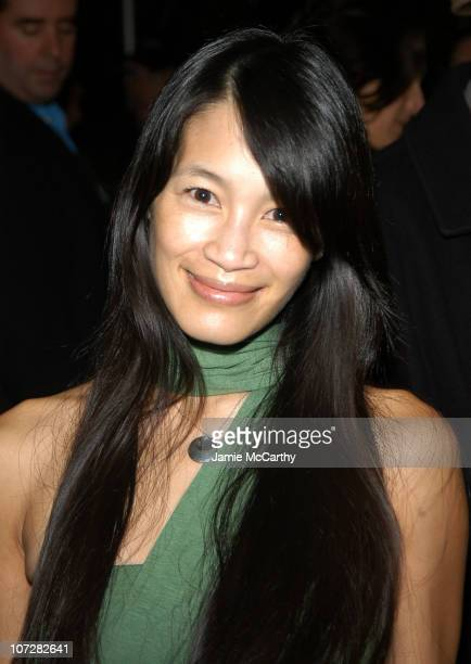 Eugenia Yuan during 2004 12th Annual Hamptons International Film Festival - Chairman's Cocktail Reception Hosted by Stuart and Vicki Match at The...