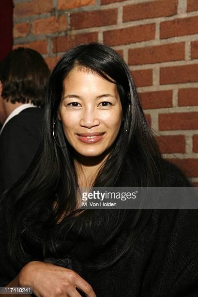 Eugenia Yuan during IFP's 16th Annual Gotham Awards After Party at HOME in New York City New York United States