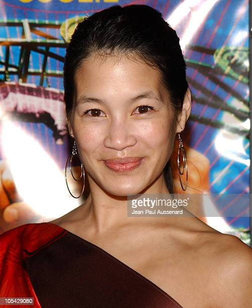 "Eugenia Yuan during ""Kung Fu Hustle"" Los Angeles Premiere - Arrivals at Cinerama Dome in Hollywood, California, United States."