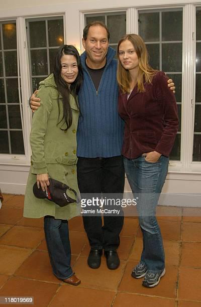 Eugenia Yuan Stuart Match Suna Chairman of Hamptons International Film Festival and Vinessa Shaw