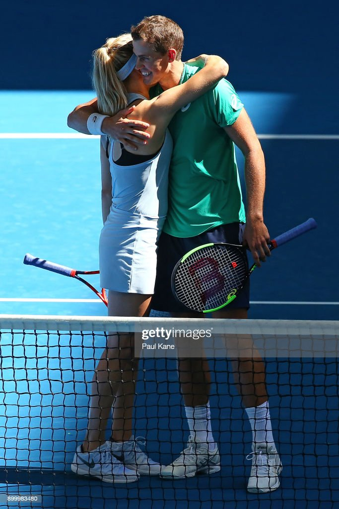 2018 Hopman Cup - Day 2