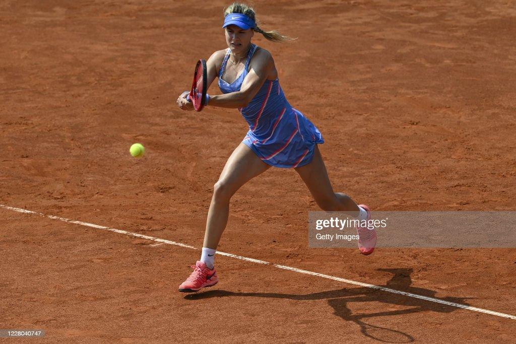 Prague Open Tennis : News Photo