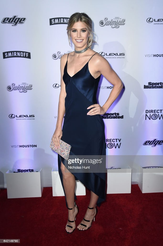 Sports Illustrated Swimsuit 2017 NYC Launch Event : News Photo