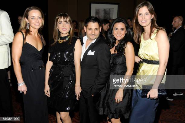 Eugenie Kelly Patricia Canturi Stefano Canturi Carineh Martin and Melissa Skoog attend NEW YORKERS FOR CHILDREN Spring Dinner Dance Presented by...