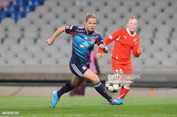 Eugenie LE SOMMER Lyon / Zvezda 2005 Perm 1/4 Finale Retour de la Ligue des Champions 2010/2011 Lyon