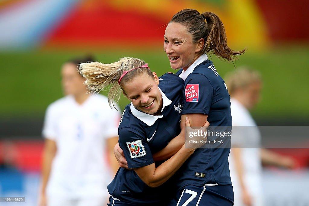France v England: Group F - FIFA Women's World Cup 2015 : News Photo