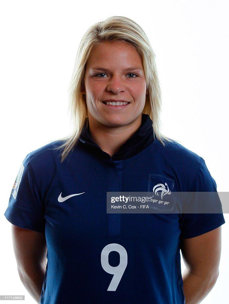 France Portraits - 2011 FIFA Women's World Cup