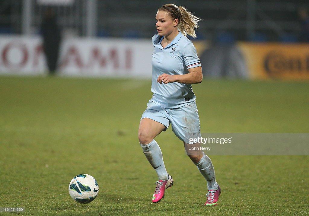 France v Brazil - Women International Friendly : News Photo
