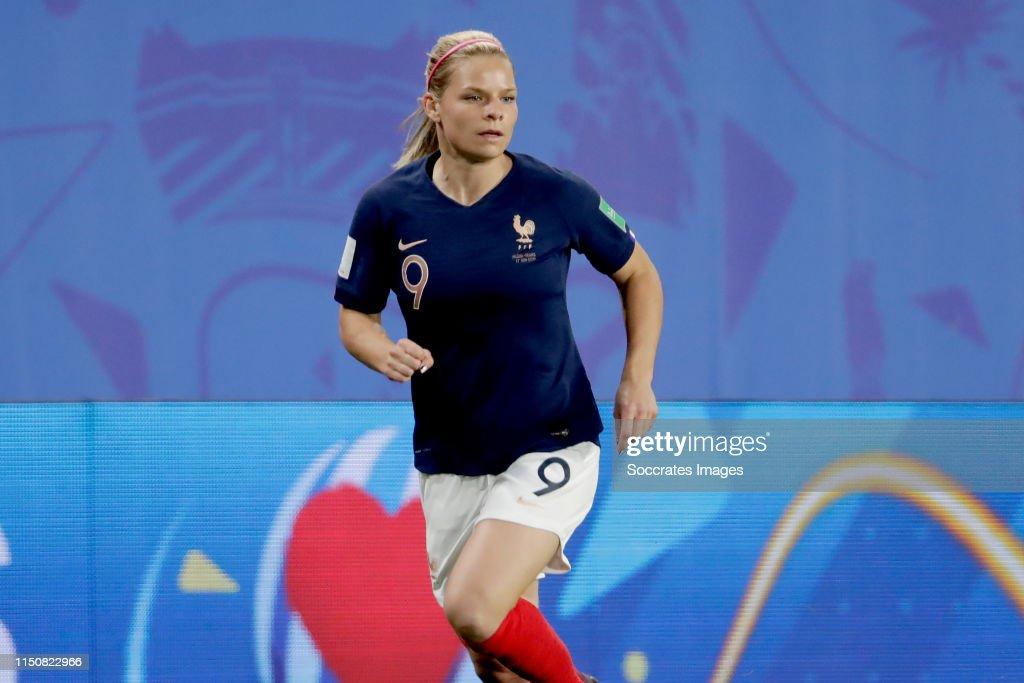 Nigeria  v France  -World Cup Women : News Photo