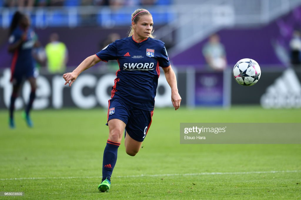 VfL Wolfsburg v Olympique Lyonnais  - UEFA Womens Champions League Final : News Photo