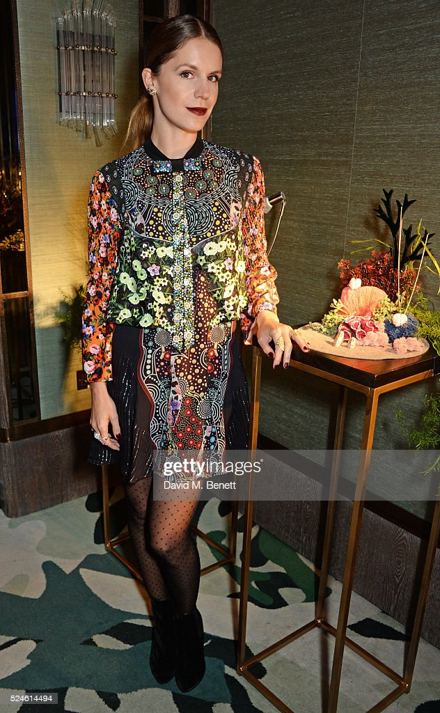 Venyx Oseanyx Collection Launch Party Hosted By Eugenie Niarchos And Lucy Yeomans