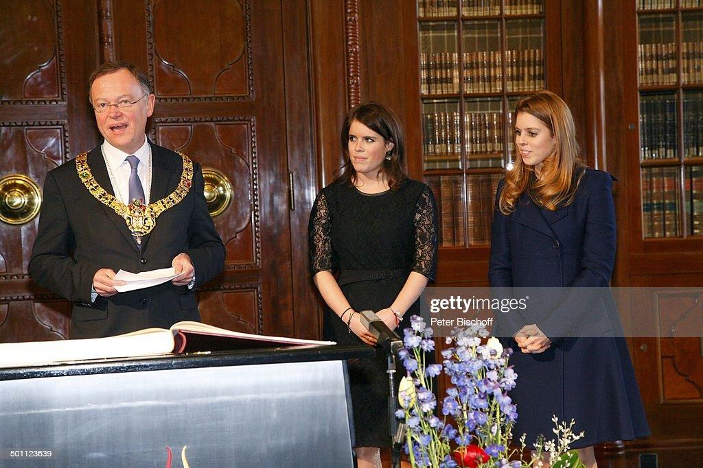 Eugenie Victoria Helena Mountbatten-Windsor, Prinzessin von Großbritannien und Nordi : News Photo