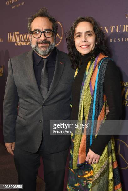 Eugenio Caballero attends The Hollywood Reporter's 7th Annual Nominees Night presented by MercedesBenz Century Plaza Residences and Heineken USA at...