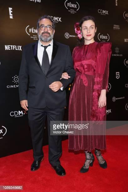 Eugenio Caballero attends the Iberoamerican Fenix Film Awards 2018 at Teatro de la Ciudad Esperanza Iris on November 7, 2018 in Mexico City, Mexico.