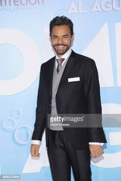 Eugenio Derbez attends the Overboard Mexico City premiere at Cinemex Antara on May 8 2018 in Mexico City Mexico