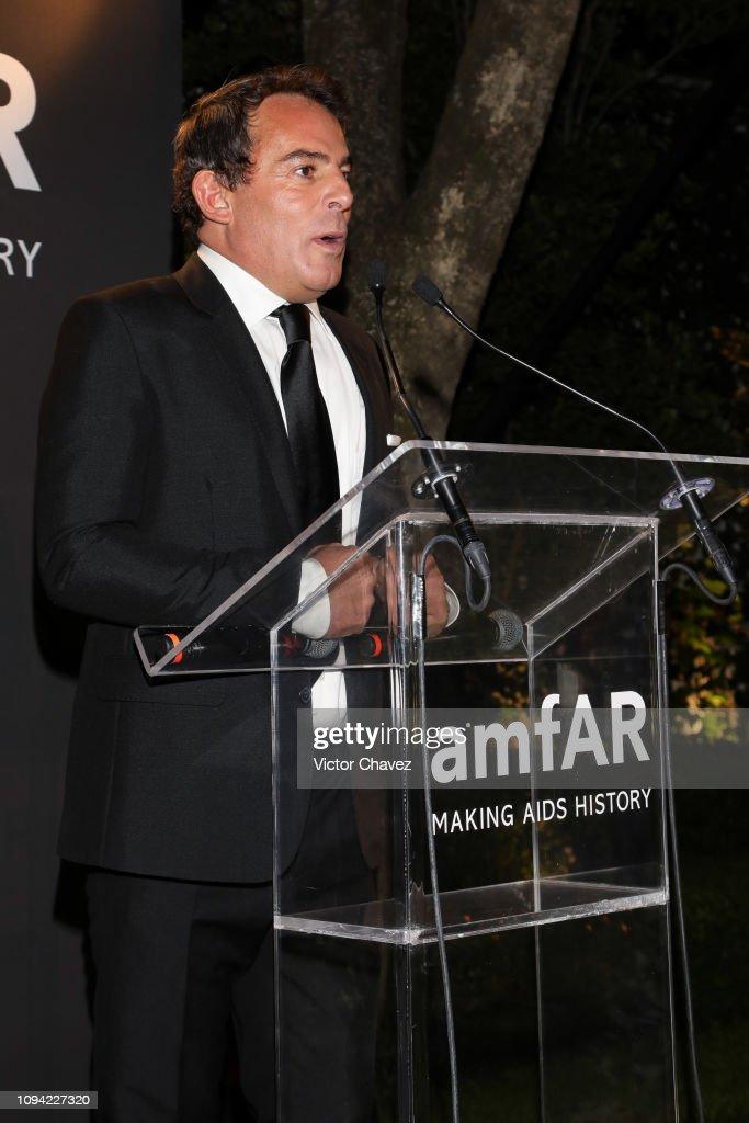 amfAR Mexico City Gala 2019 : News Photo