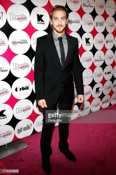 Eugenio Siller attends the 15th annual People en Espanol '50 Most Beautiful' Issue Celebration at Guastavino's on May 19 2011 in New York City