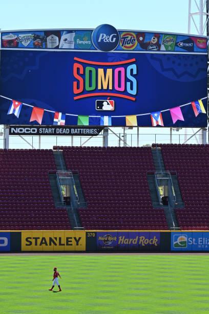 OH: Chicago White Sox v Cincinnati Reds